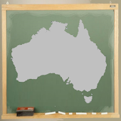 Learn Geography of Australia