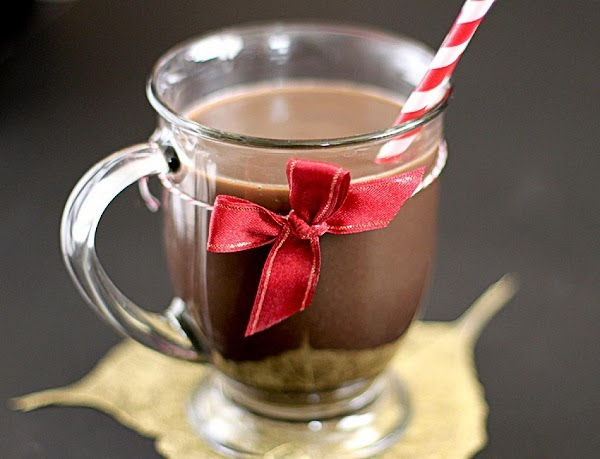 Mexican Mocha Coffee Creamer Recipe