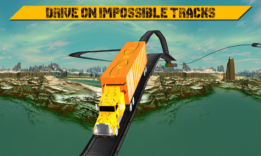 Impossible Tracks Stunts - náhled