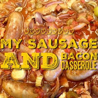 Bacon Sausage Casserole Recipes.