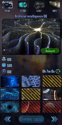 DISCOVERY : Space Empire 19 screenshots 2