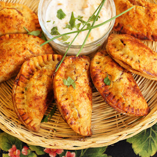 Holiday Empanadas from Grace-Marie's Kitchen.