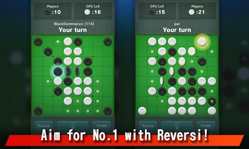 Reversi Free - King of Games apkpoly screenshots 5