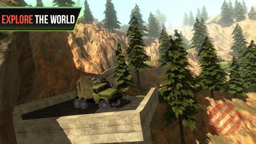 Truck Simulator OffRoad 4 2.8 screenshots 16