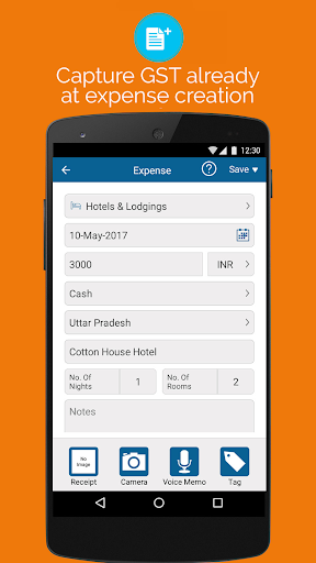 Expense Manager – Solo Expenses screenshot