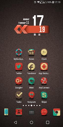 Retron-UI Icon Pack screenshot 8