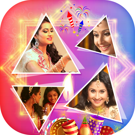 Diwali Photo Collage Maker : Collage Maker