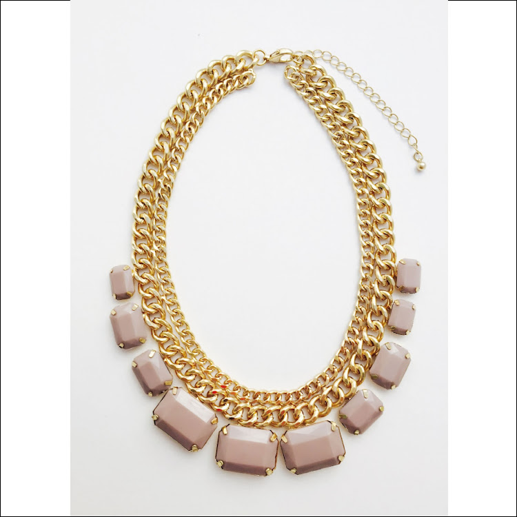 N002 - C. Femme Collar Necklace by House of LaBelleD.