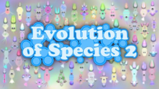 Evolution of Species 2 Mod