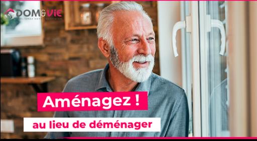 Dom et vie  partenaire de RECONVERSION EN FRANCHISE.COM
