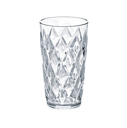 CRYSTAL L, Glas, Crystal clear 6-pack