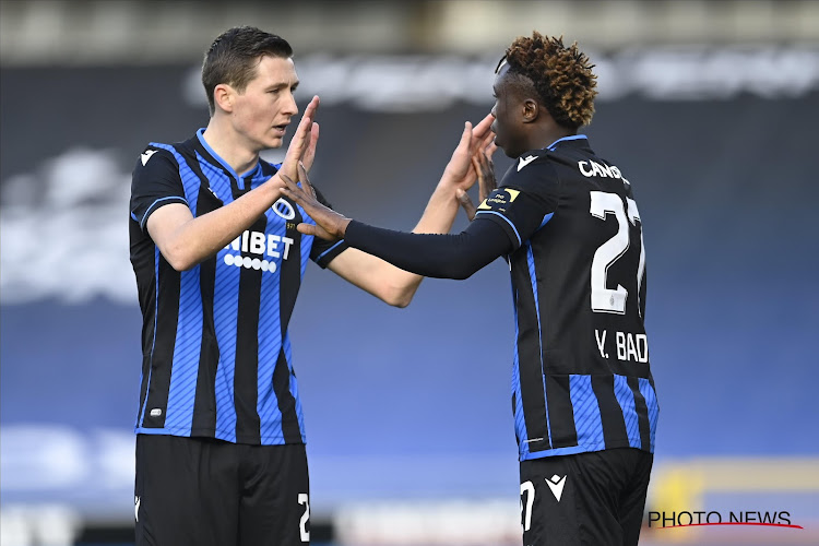 Nieuw record voor Club Brugge bij het begin van de play-offs