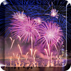 Fireworks Live Wallpaper 2018 icon