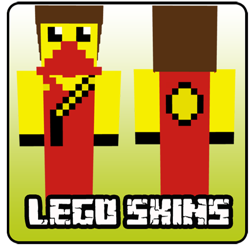 HD Lego Skins For Minecraft PE