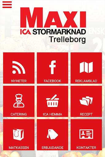 ICA Stormarknad Trelleborg