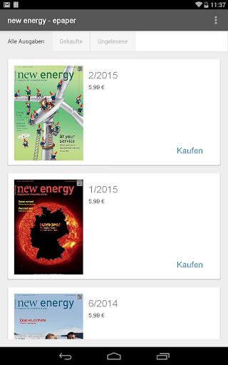 new energy - epaper