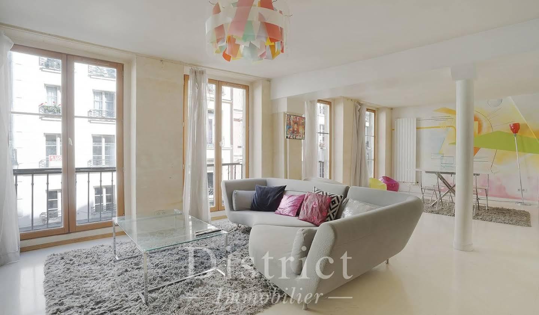 Apartment Paris 2nd
