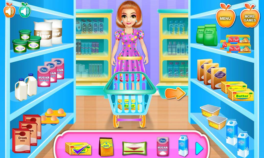 Cook american apple pie Android App Screenshot
