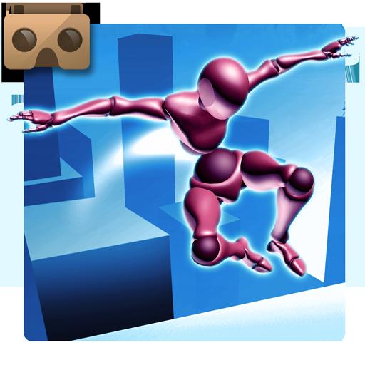 VR Heights: Free Running Parkour Game (Cardboard)