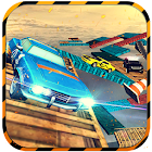 Stunt Car Arena: Crazy Impossible Driving Tracks icon