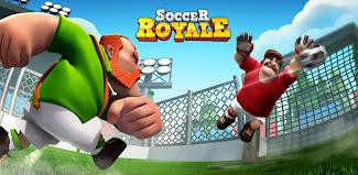 Soccer Royale : PvP Soccer Games 2019 poster
