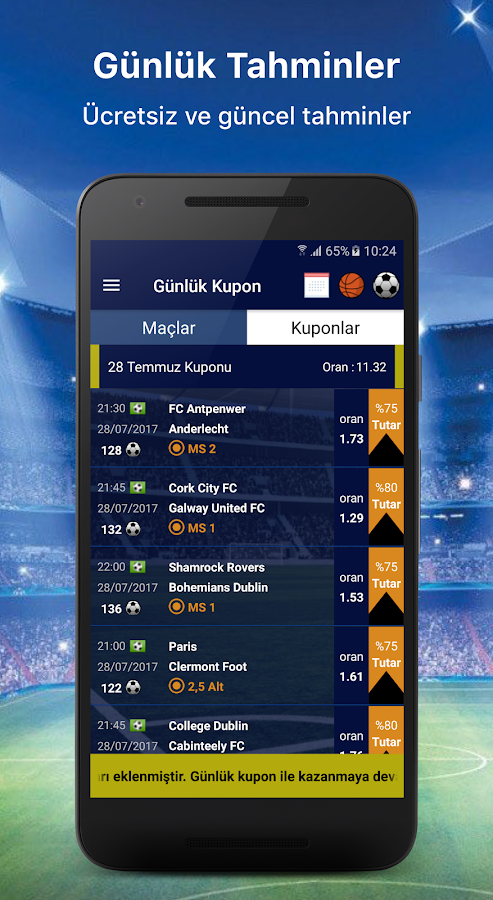 Günlük Kupon- screenshot