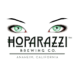 Logo for Hoparazzi Brewing Co.