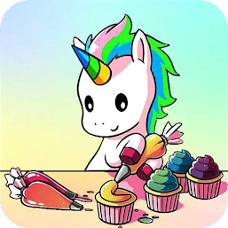 Download Kawaii Unicorn Wallpapers Cute Background For Pc