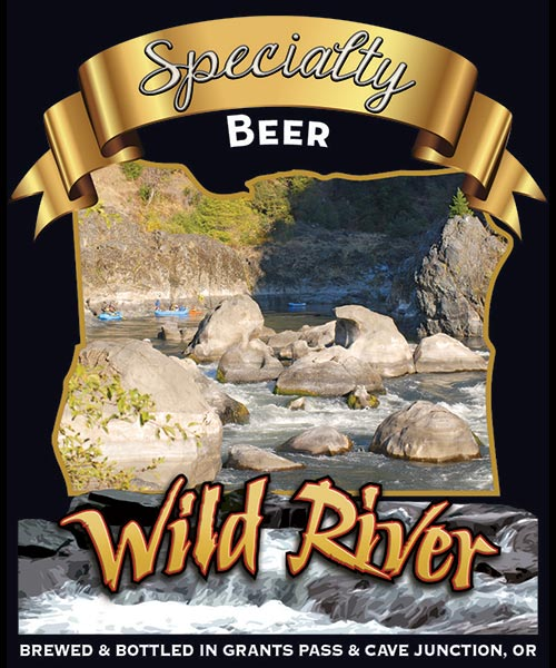 Logo of Wild River Cave Bear Barley Wine