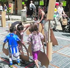 Photo: Calle Loiola y aledaños, se celebra el día de la música con música en la calle, frente a Fnac (Calle Churruca))-Luis Michelena-22/06/2013-Donostia-San Sebastián