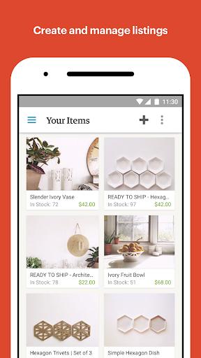 Sell on Etsy Screenshot
