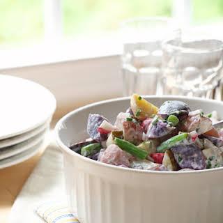 Easy Summer Potato Salad.