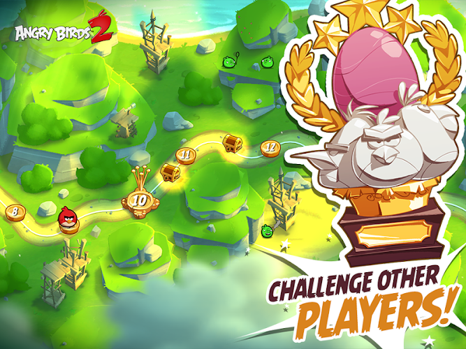 Angry Birds 2 v2.1.0 Mega MOD APK+DATA [LATEST]