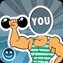 FACEinHOLE® - Premium icon