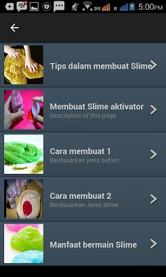 Cara Membuat Slime - screenshot