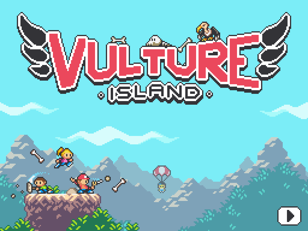 Vulture Island- screenshot