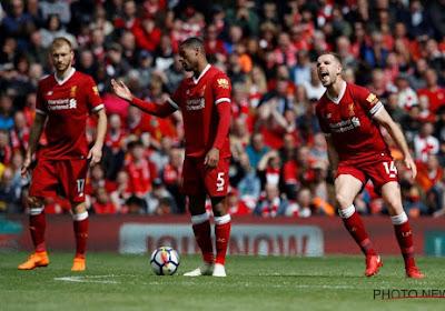 Salah reste muet, Liverpool cale face à Stoke