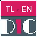 Filipino - English Dictionary & translator (Dic1) icon