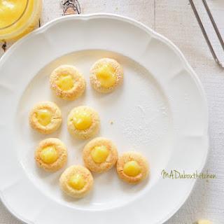 LEMon Curd Cookies Recipe