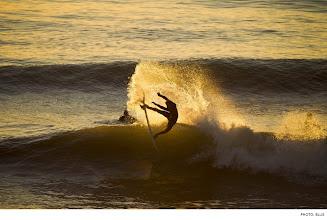 Photo: Photo of the Day: Pat Gudauskas, T-Street. Photo: Ellis #Surfer #SurferPhotos