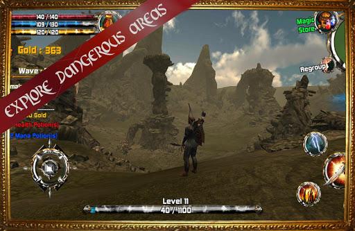 Kingdom Quest Crimson Warden 3D RPG 1.25 8