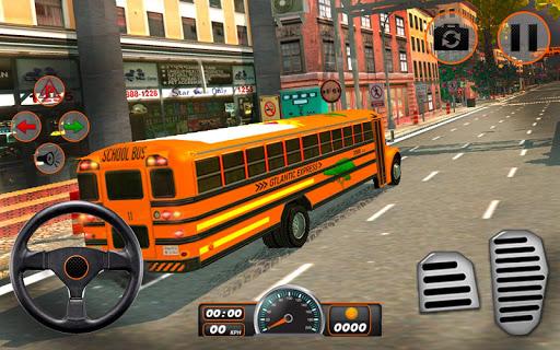 SMA Bus Driving 3D 1.2.9 screenshots 9