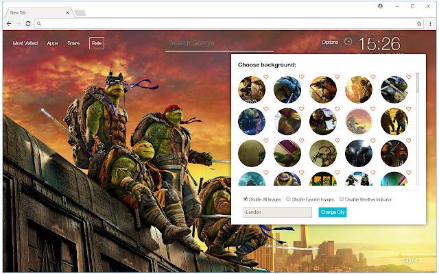 TMNT Teenage Mutant Ninja Turtles Wallpapers