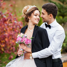 Wedding photographer Anastasiya Klochkova (Vkrasnom). Photo of 30.10.2017