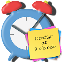 Talking Alarm Clock Pro  Free icon