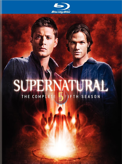 Supernatural – Temporada 5 [4xBD25]