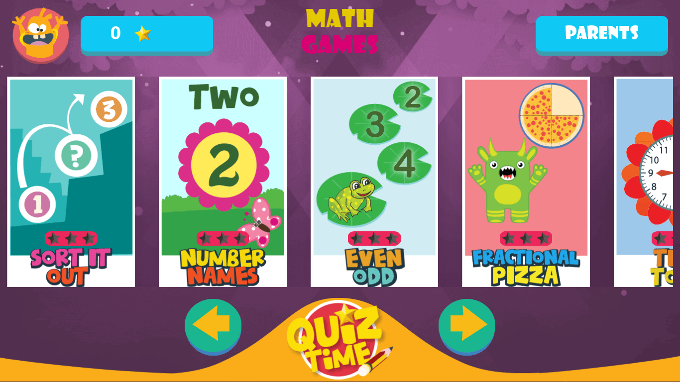 Kids Games Learning Math Basic- screenshot
