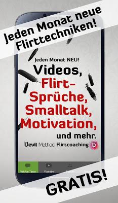 DevilMethod Flirtapp - screenshot