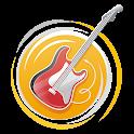 Backing Tracks Guitar Jam Pro icon