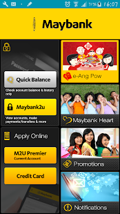 Maybank MY Screenshot 1